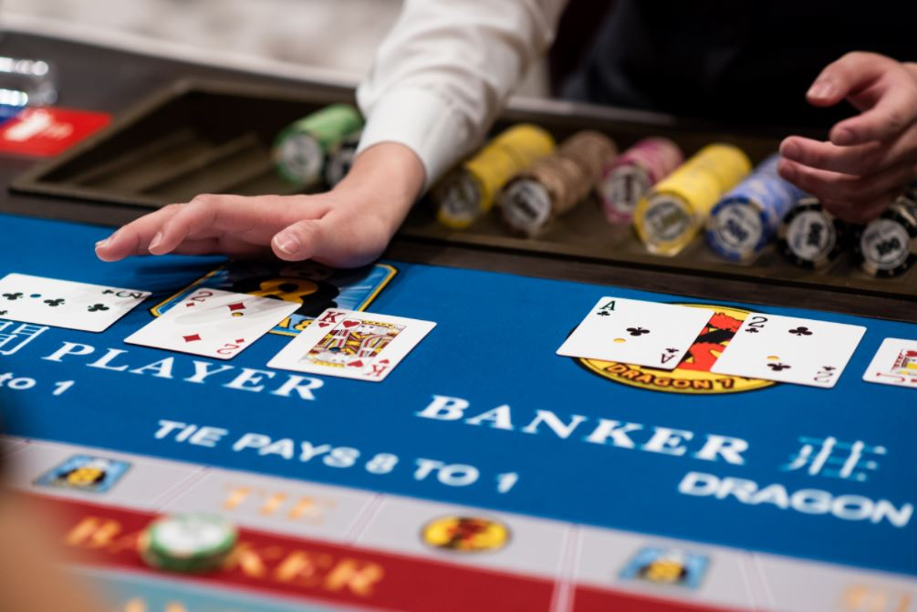 Like This How To Play Baccarat Correctly